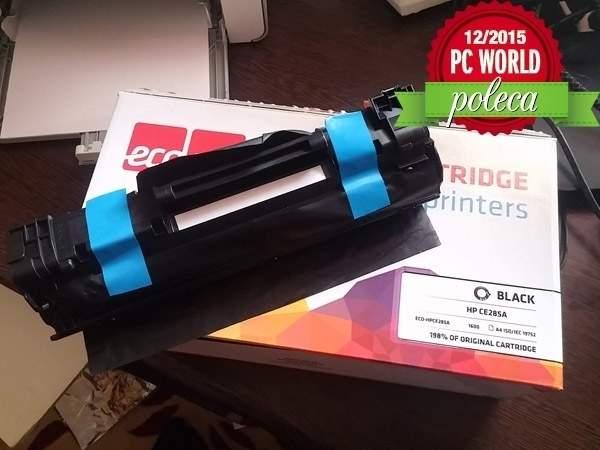 Ecojet HPCE285A - jedne z najlepszych zamienników do drukarek HP.