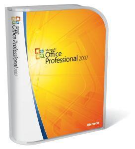 Office 2007 także doczekał się nowych pudełek