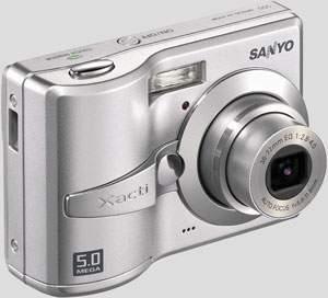 Sanyo Xacti S50