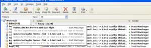 Czytanie nagłówków bez konieczności otwierania folderu