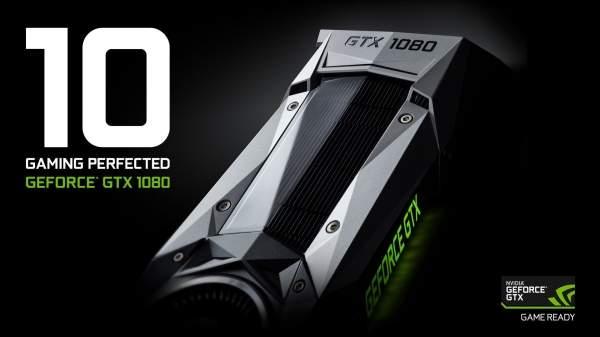 Nvidia GeForce GTX 1080