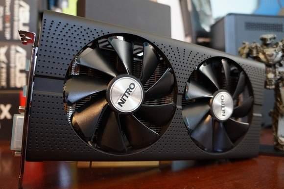 Sapphire Radeon RX 480 Nitro 4 GB