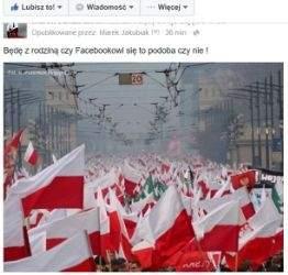 """Facebook cenzuruje """"niedozwolone treści"""""""