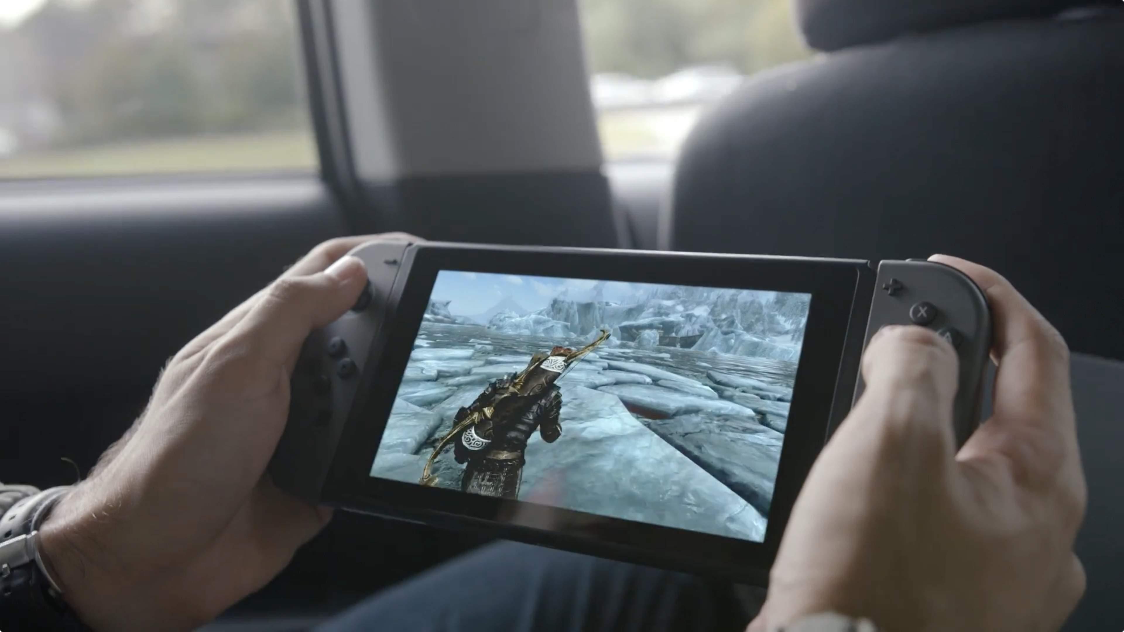 Skyrim na Nintendo Switch może być ściemą
