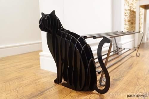 Czarny kot - przybornik