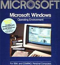 Opakowanie Microsoft Windows 1.0
