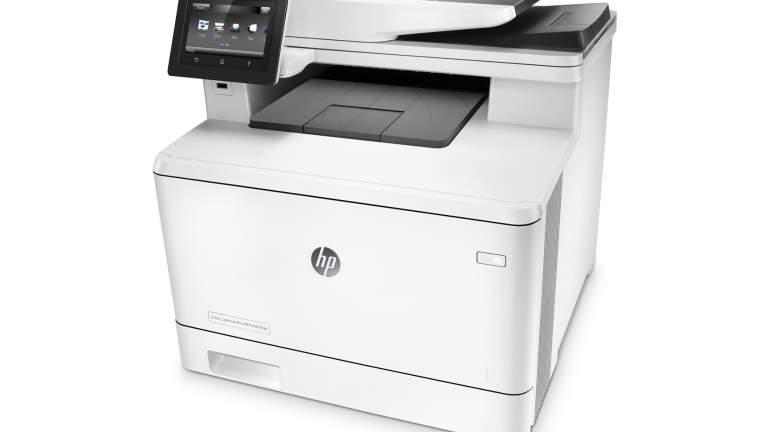 HP M477MFD