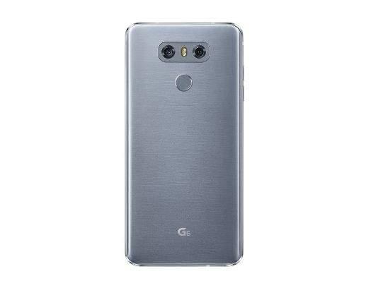Podwójny aparat LG G6