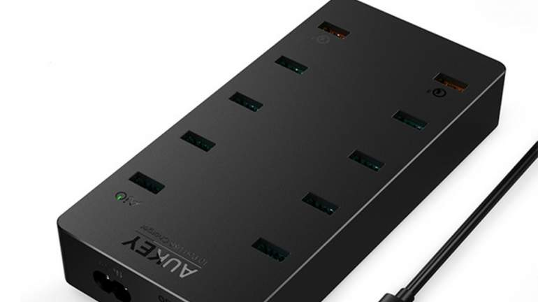 Aukey 10 Port USB Wall Charger