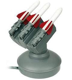 Wyrzutnia rakiet na USB