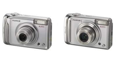 Fujifilm Finepix A610 i A800
