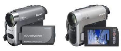 Nowe kamery Sony - modele DCR-HC48 i DCR-HC38