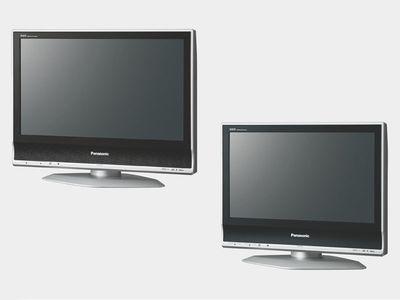 Nowe panoramiczne telewizory LCD