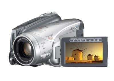 Canon Ivis HV20