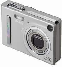 Casio Exilim Zoom EX-Z4U