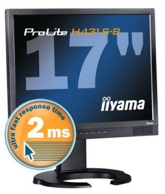 Monitor LCD iiyama H431S-B6S
