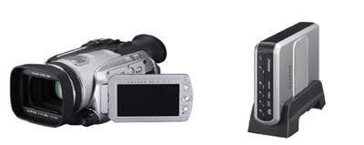 Nowa kamera HD i stacja dokująca od JVC