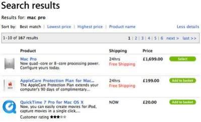 Ośmiordzeniowe Maki Pro w ofercie Apple UK