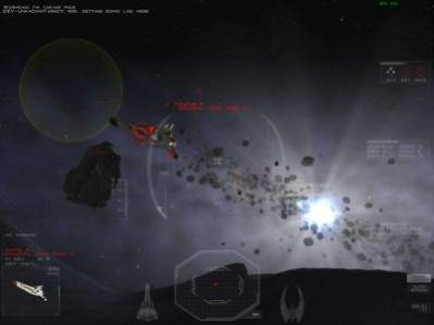 Beyond The Red Line - screenshot z gry