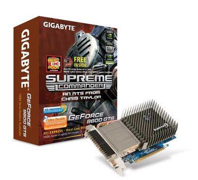 Gigabyte GV-NX86S256H