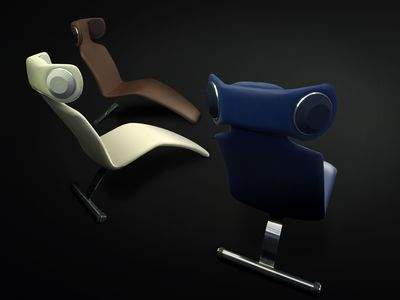 """ZA"" Surround Sound Chair"