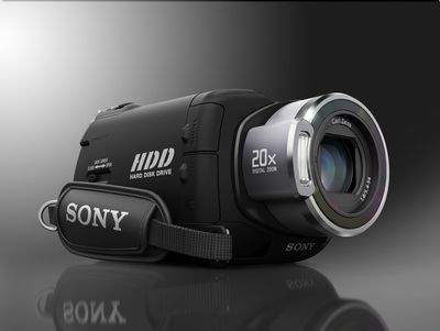 Sony HDR-SR7E