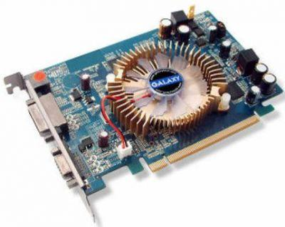 Podrasowany GeForce 8500 w wersji Galaxy Edition