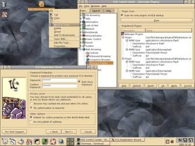 KDE2 - widać wyraźny postęp w porównaniu do wersji pierwszej, ale trudno mówić, by system dotrzymywał kroku oprogramowaniu Microsoftu