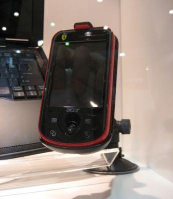 PDA Acera z serii Ferrari