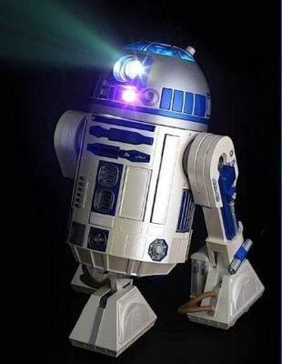 Multimedialny R2-D2