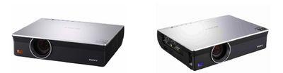VPL-CW125 i VPL-CX155