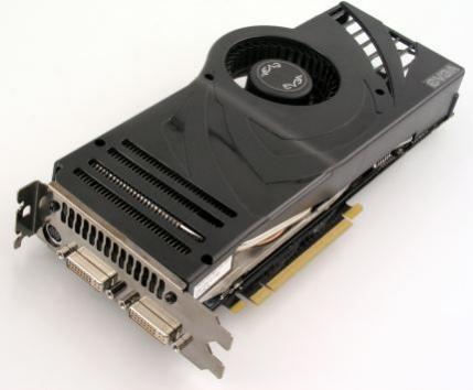 Karta graficzna EVGA e-GeForce 8800 Ultra Superclocked
