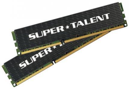 DDR3 1866 MHz firmy Super Talent