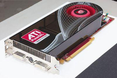 ATI FireGL V8650