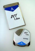 Iomega DCT - nośnik oraz dysk