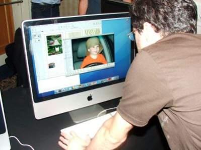 """""""Odświeżone"""" komputery iMac"""