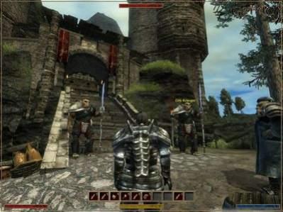 Screen z poprzedniej części serii