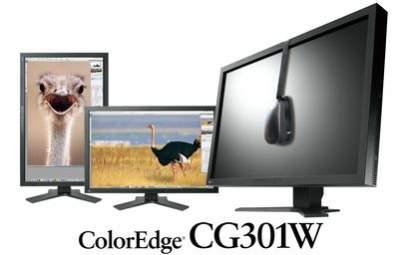Eizo ColorEdge CG301W