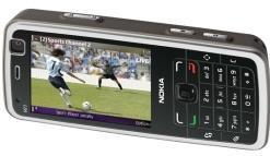 Telefon Nokia N77 z wbudowanym tunerem DVB-H