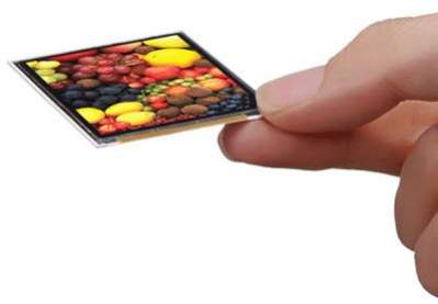 Sharp Mobile Advanced Super View LCD