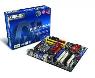 Asus P5E-V HDMI