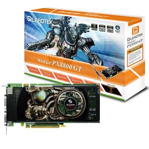 WinFast PX8800 GT 256 MB