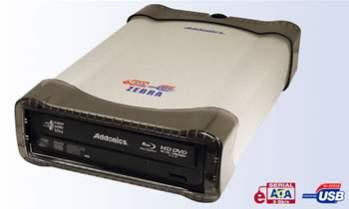 Zebra Blu-ray / HD DVD Player
