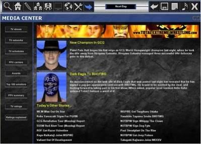 Total Extreme Wrestling 2007