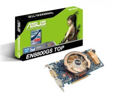 Asus EN8800 GS TOP