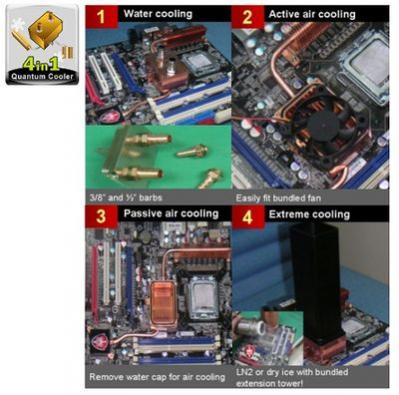 4in1 Quantum Cooler