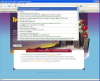 Nowy pasek adresu pozwala na szybkie wyszukiwanie wcześniej odwiedzonych stron