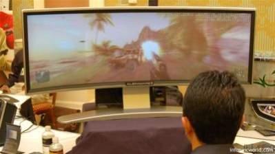 Zaprezentowany na CES 2008 prototyp Alienware