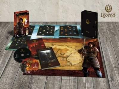 Czarna Edycja Legend: Hand of God