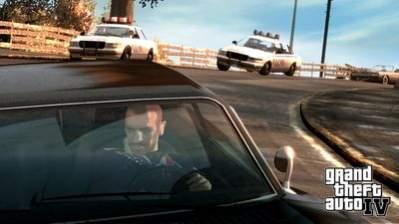 Take-Two pokłada wielkie nadzieje w Grand Theft Auto IV